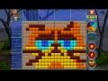 Rainbow Mosaics: Strange Thing, screenshot #1