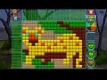 Rainbow Mosaics: Strange Thing, screenshot #2