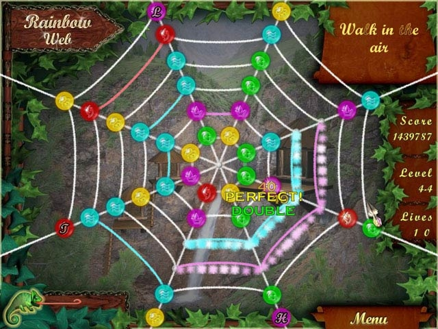 Rainbow Web Screenshot