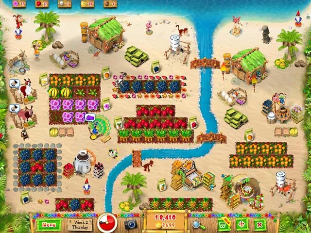 Ranch Rush 2 Collector's Edition Screenshot