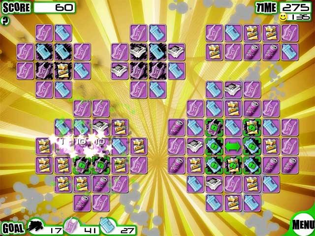 Recyclomania Screenshot