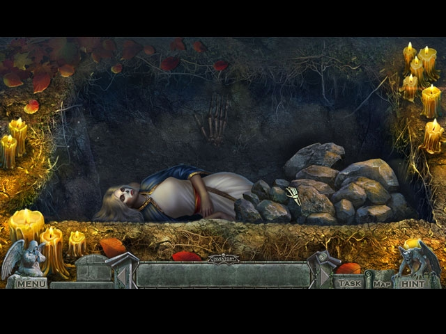 Redemption Cemetery: Day of the Almost Dead Screenshot