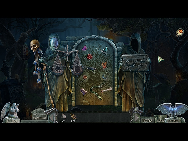 Redemption Cemetery: Dead Park Screenshot
