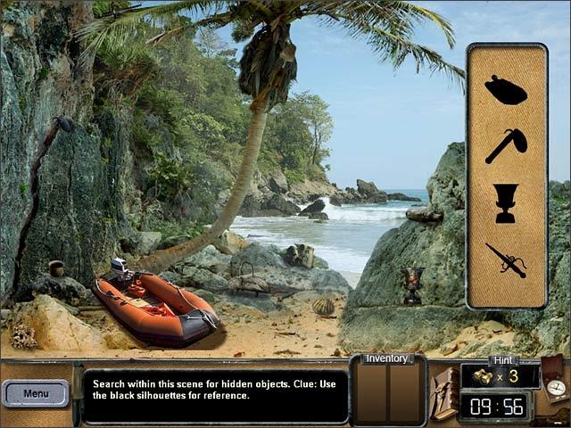 Rescue at Raijini Island Screenshot