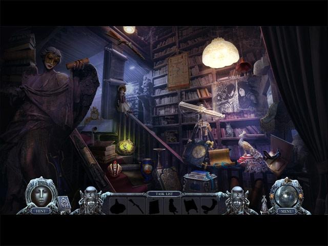 Riddles of Fate: Memento Mori Screenshot