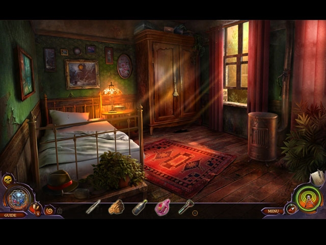 Rite of Passage: Hackamore Bluff Collector's Edition Screenshot