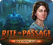 Rite of Passage: Hackamore Bluff