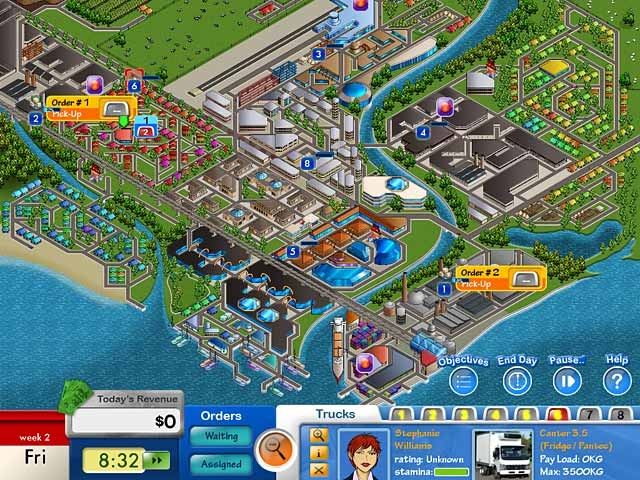 Road to Riches Screenshot