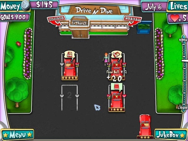 Roller Rush Screenshot