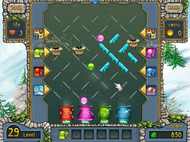 Rolling Spells Screenshot
