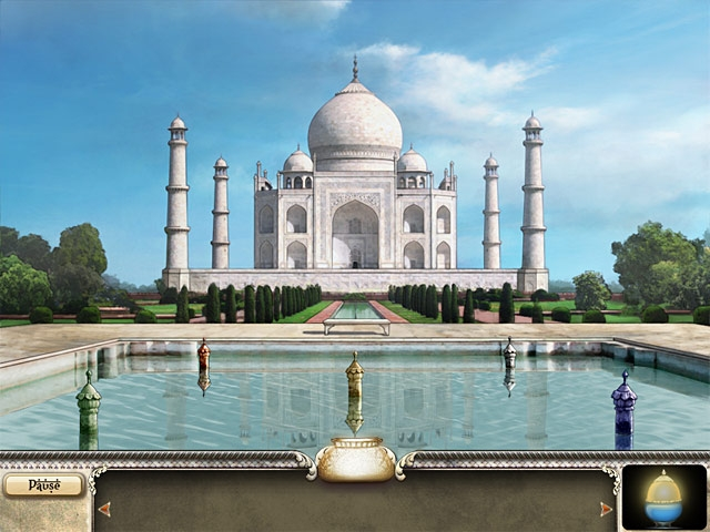 Romancing the Seven Wonders: Taj Mahal Screenshot