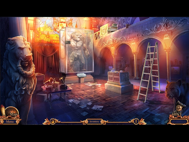 Royal Detective: Legend of the Golem Screenshot