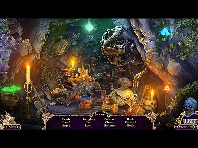 Royal Detective: Queen of Shadows Collector's Edition Screenshot