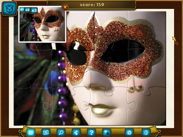 Royal Jigsaw 2 Screenshot