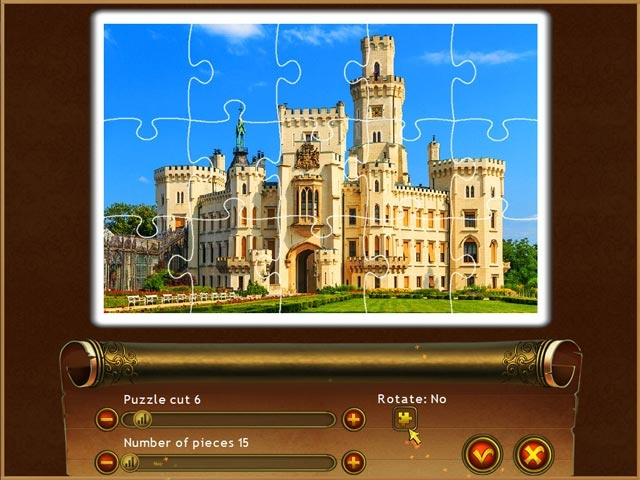 Royal Jigsaw 4 Screenshot