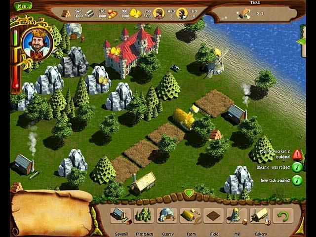 Royal Settlement 1450 Screenshot