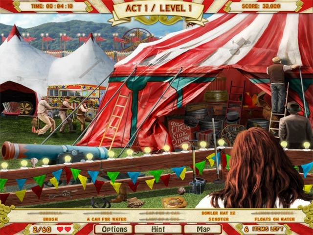 Runaway With The Circus Screenshot