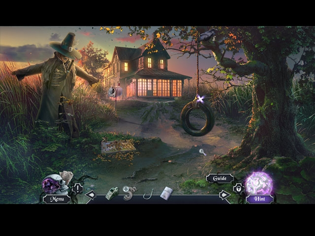 Sable Maze: Nightmare Shadows Collector's Edition Screenshot