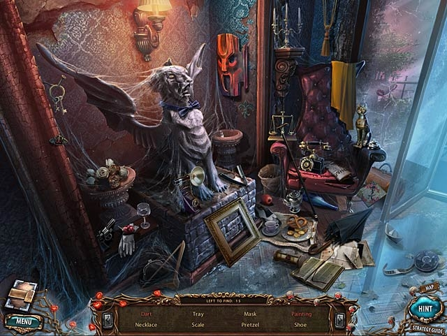 Sacra Terra: Kiss of Death Collector's Edition Screenshot