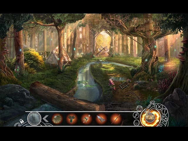 Saga of the Nine Worlds: The Four Stags Collector's Edition Screenshot