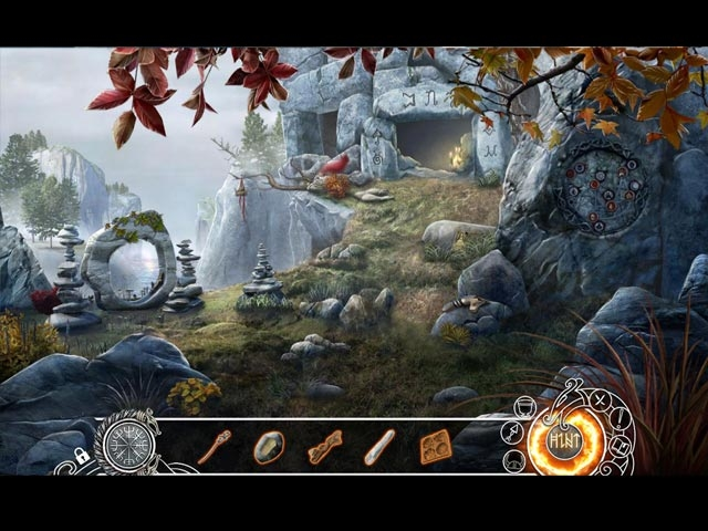 Saga of the Nine Worlds: The Gathering Collector's Edition Screenshot