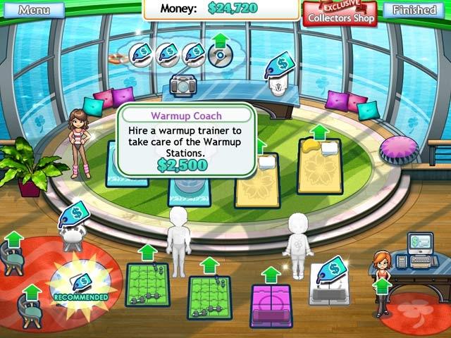 Sally's Studio Collector's Edition Screenshot