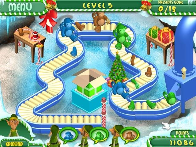 Santa's Super Friends Screenshot