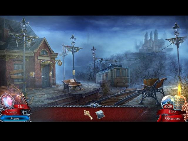 Scarlett Mysteries: Cursed Child Screenshot