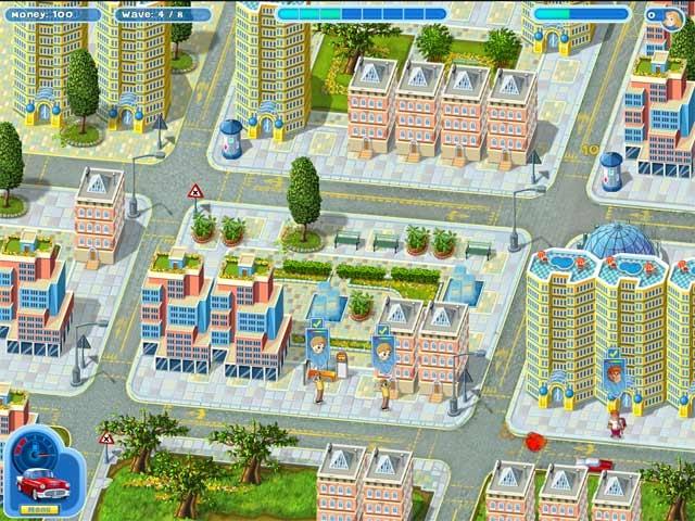 School Bus Fun Screenshot