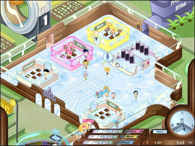 School House Shuffle Screenshot