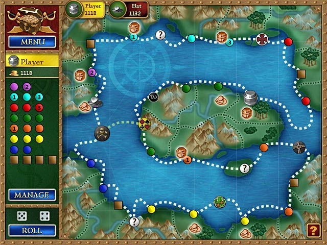 Sea Bounty Screenshot