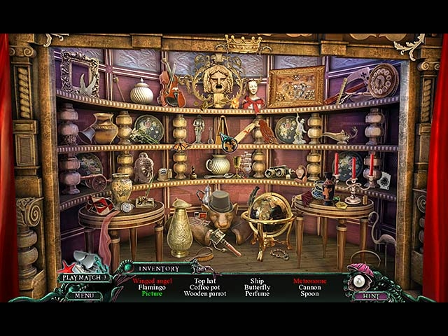 Sea of Lies: Mutiny of the Heart Screenshot