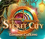 Secret City: London Calling