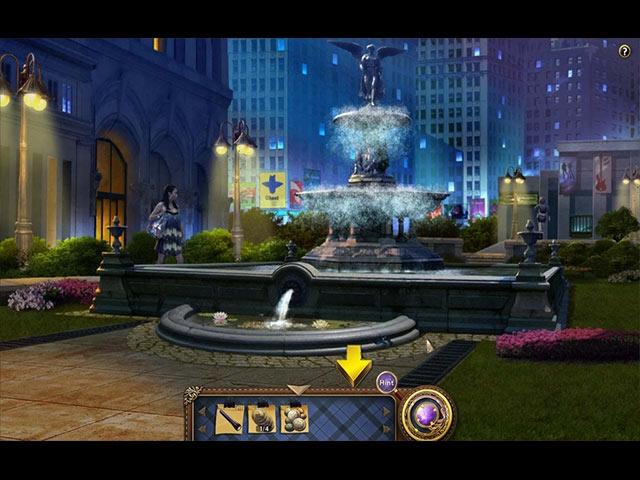 Secret of the Pendulum Screenshot