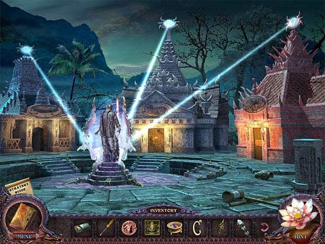 Secrets of the Dark: Eclipse Mountain Collector's Edition Screenshot