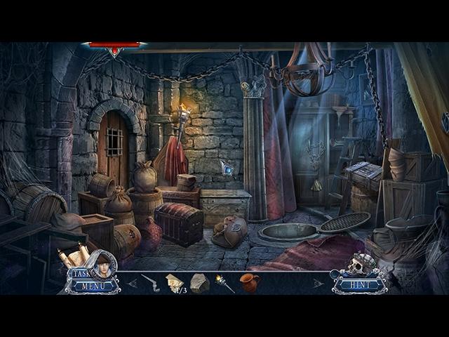 Secrets of Great Queens: Regicide Screenshot