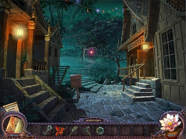 Secrets of the Dark: Eclipse Mountain Screenshot