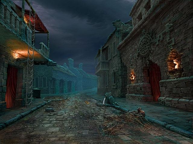 Secrets of the Dark: Temple of Night Screenshot