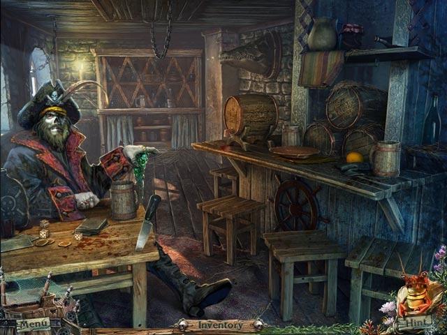 Secrets of the Seas: Flying Dutchman Screenshot