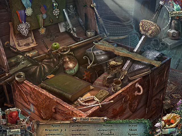 Secrets of the Seas: Flying Dutchman Collector's Edition Screenshot