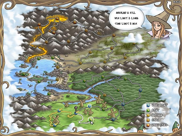 Seeds of Sorcery Screenshot