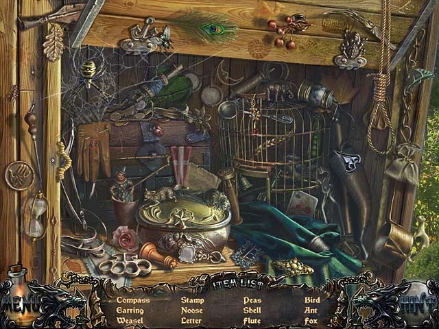 Shadow Wolf Mysteries: Bane of the Family Collector's Edition Screenshot