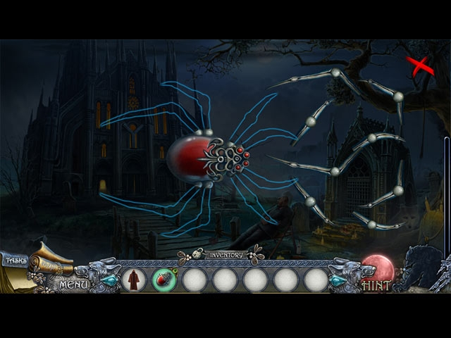 Shadow Wolf Mysteries: Curse of Wolfhill Screenshot