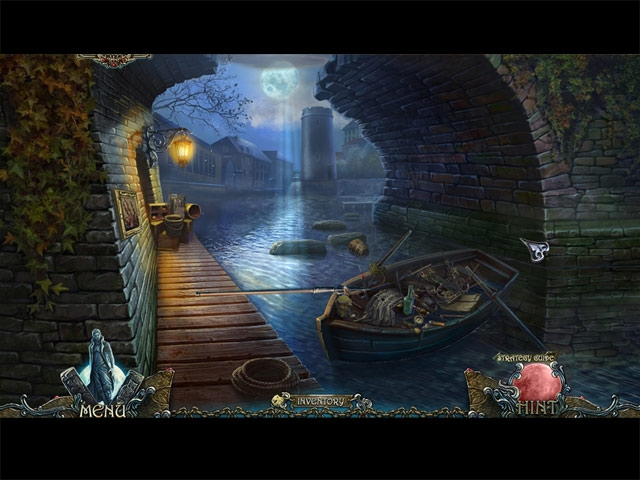 Shadow Wolf Mysteries: Tracks of Terror Collector's Edition Screenshot