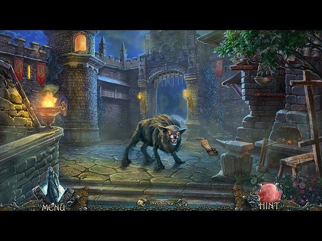 Shadow Wolf Mysteries: Tracks of Terror Screenshot