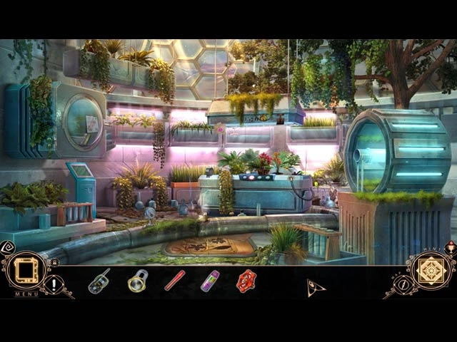 Shadowplay: The Forsaken Island Screenshot