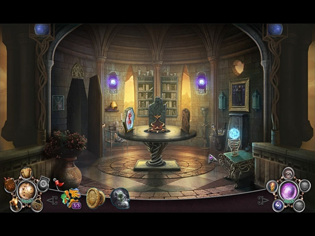 Shrouded Tales: The Shadow Menace Collector's Edition Screenshot