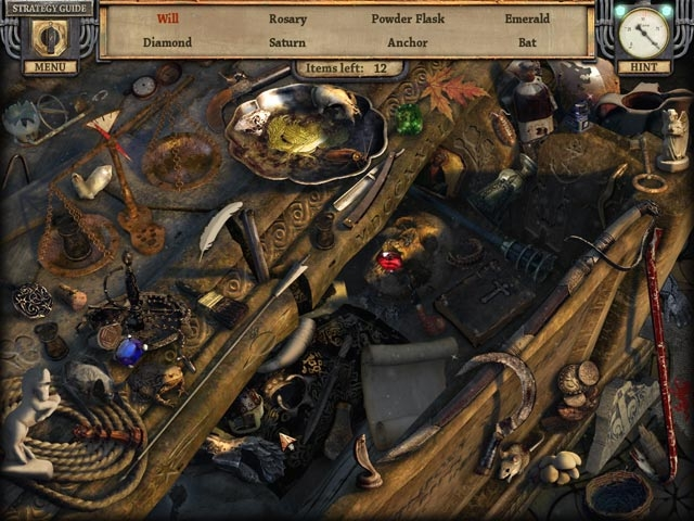 Silent Nights: The Pianist Collector's Edition Screenshot