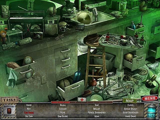 Small Town Terrors: Livingston Screenshot