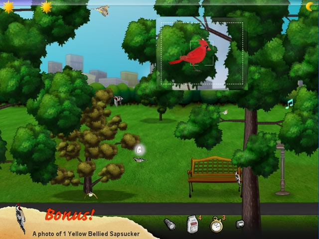 Snapshot Adventures - Secret of Bird Island Screenshot